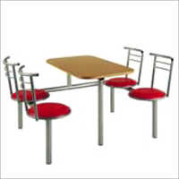 Kitchen 4 Seater Seating System