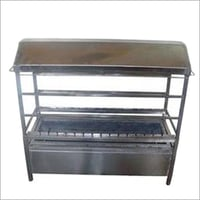 Commercial SS Kitchen Barbeque