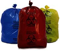 Hospital Biohazard Garbage Bag