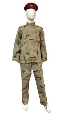 Military Desert Camouflage Army Combat ACU Uniform