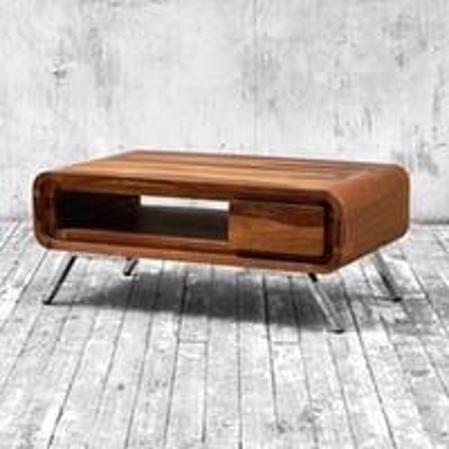 Wooden antique tv unit