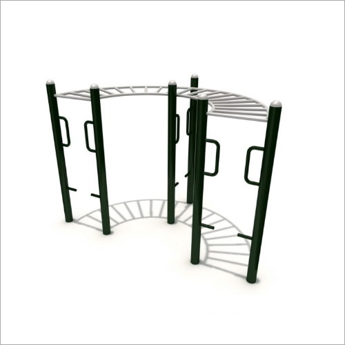 Curved Monkey Bar