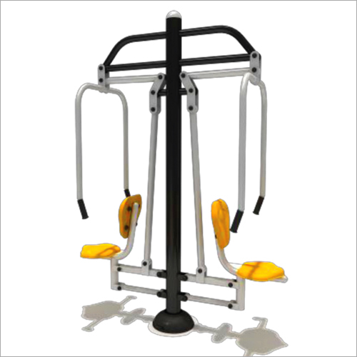 Outdoor Chest Press Machine