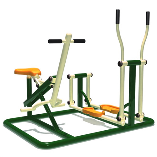 Outdoor Cross Trainer Cum Rider
