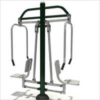 Double Seated Chest Press