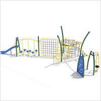 Modern School Playground Equipment