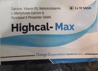 HIGHCAL MAX