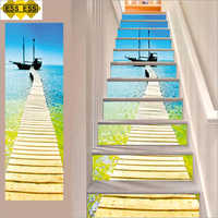 3D Boat Bridge Stair Tiles