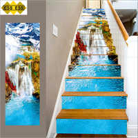 3D Colonia Falls Stair Tiles
