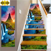 3D OLA Falls Stair Tiles