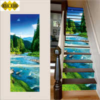 3D Sulu River Stair Tiles