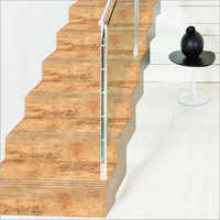 Wooden Stair Case Tile