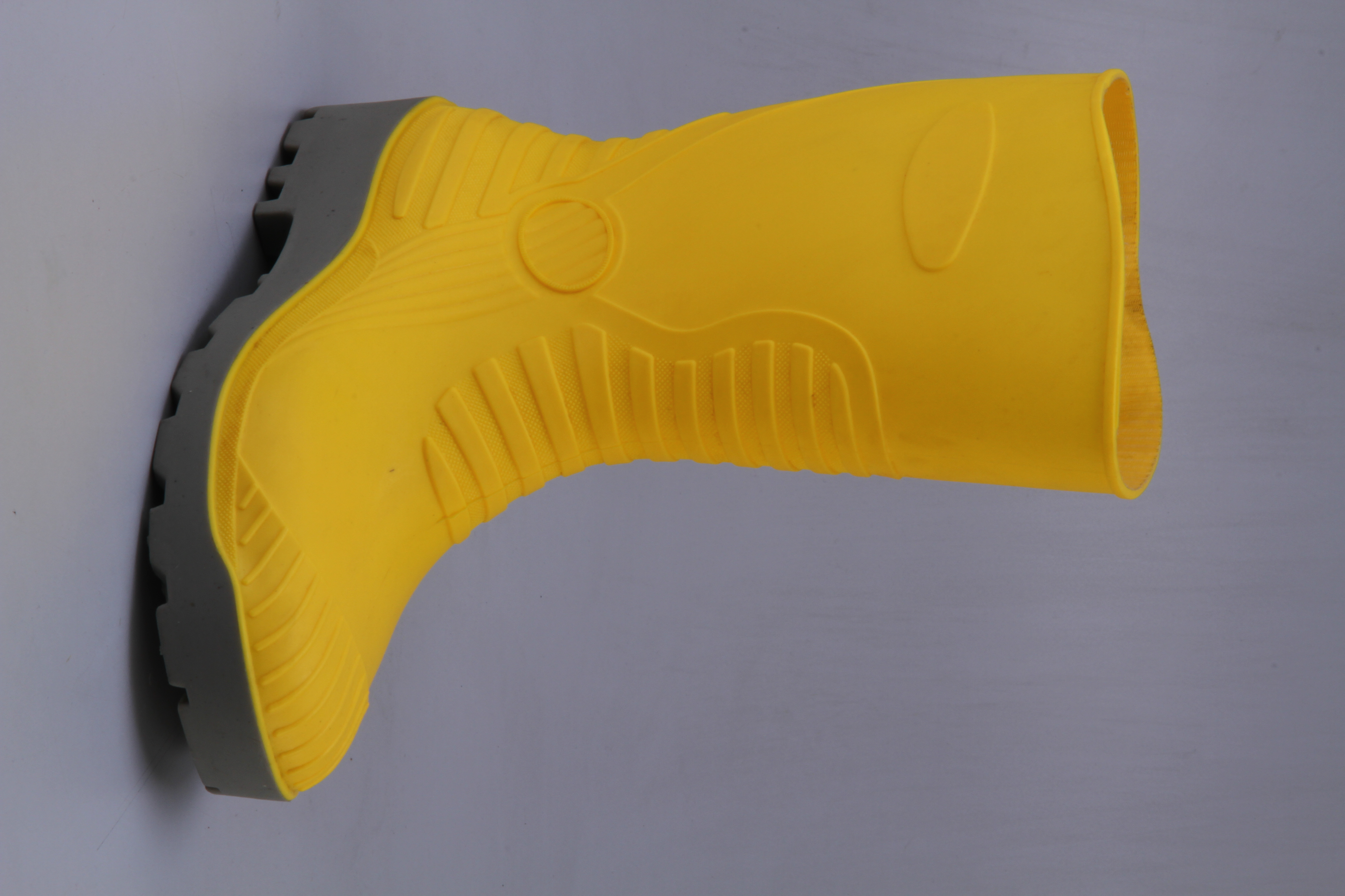 PVC Golden Gumboots