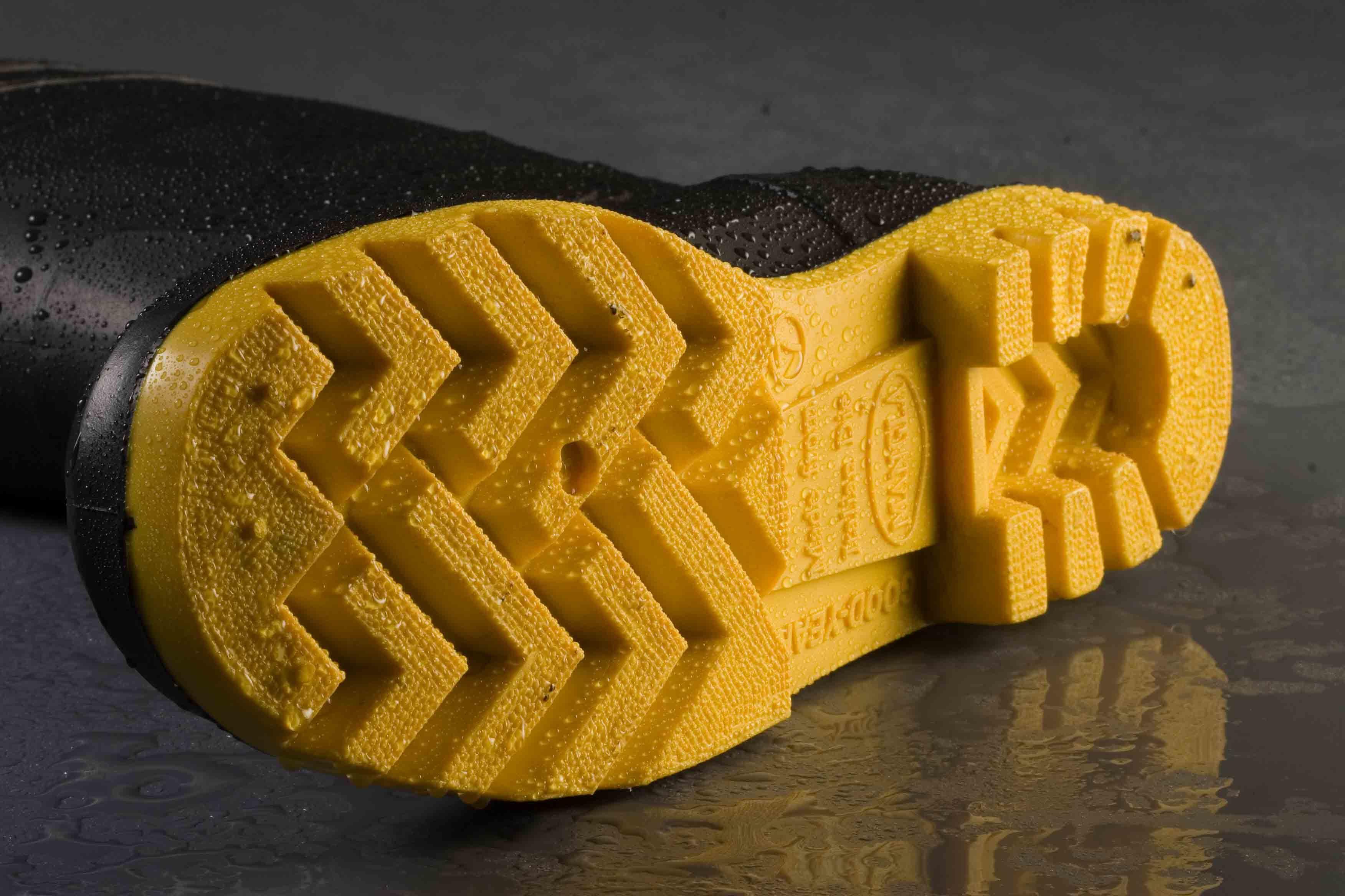 Golden Gumboots