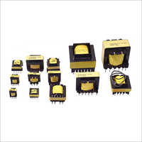 EE and EF Series Ferrite Transformers