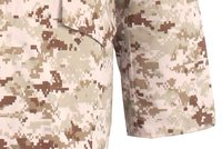 Army Digital Desert Camouflage Tactical Jacket