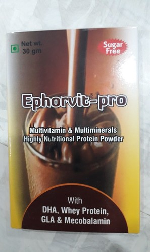 Multivitamin Protein Powder