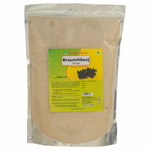 Ayurvedic Krounchbeej Powder 1kg for Strenght & Stamina