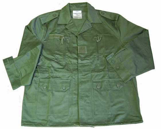 French Army Style F1 F2 Military Uniform