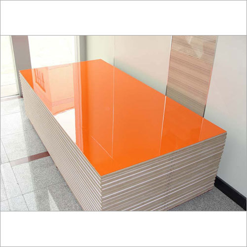 UV High Gloss Boards