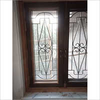 Stainless Steel Grill Window