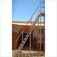 Stainless Steel Staircase Railing Fabrication Service