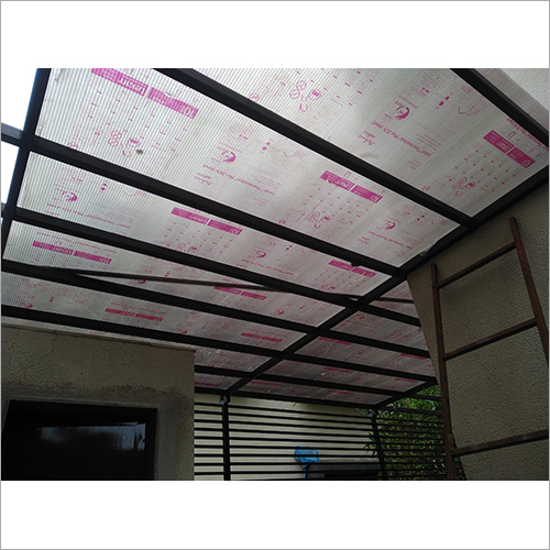 Stainless Steel Roof Structure Fabrication Service