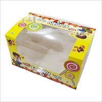 Cardboard Lollipop Display Box