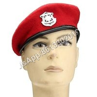 Military Wool Poly Nylon Beret