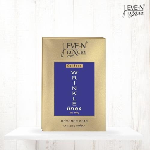EVE-N LUXURY WRINKLE  GEL SOAP 100G