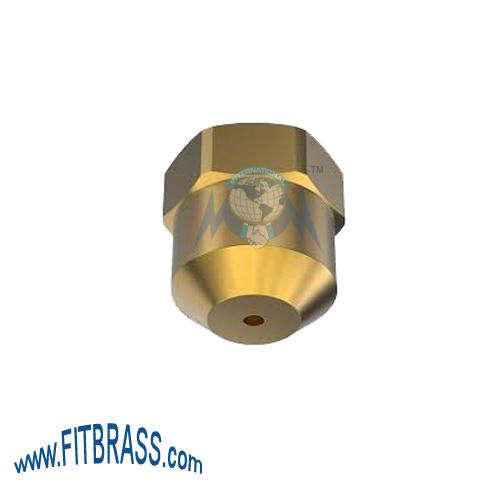Brass Full Cone Nozzle
