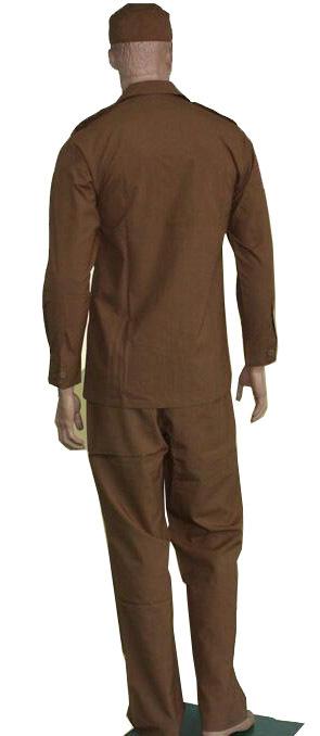 Military Wool TC TR Shirt