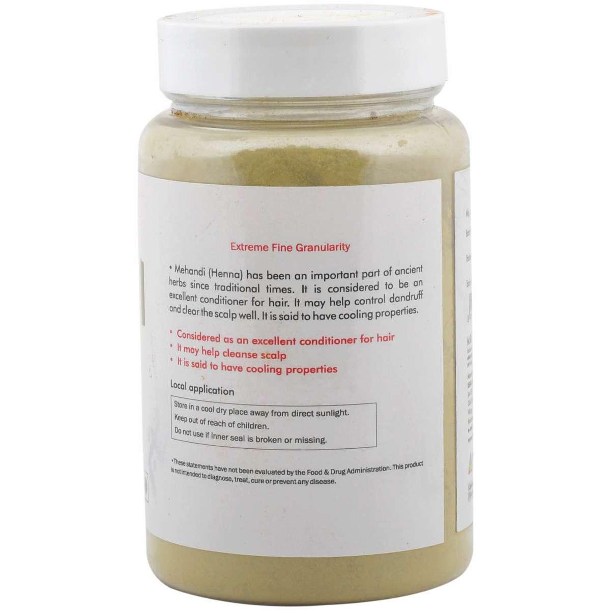 ayurvedic Mehandi Powder 100gm for Healthy Hair (Pack of 2)
