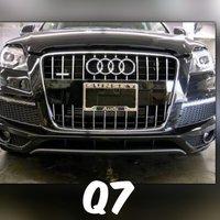 Audi Q7 Grill 2007