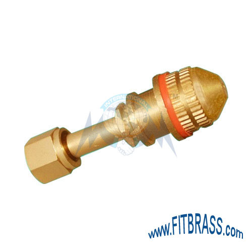 Brass NTM Nozzles