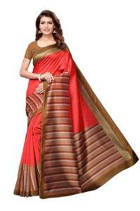 Stylish Mysore Silk Saree