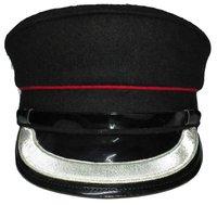 Police Officer Ceremonial Peak Cap