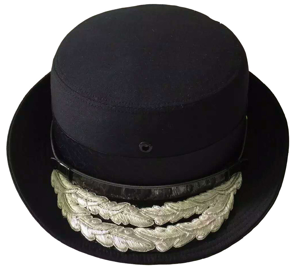 Police Officer Ceremonial Peak Cap