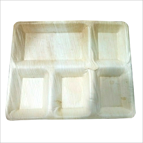 5 CP Areca Plate