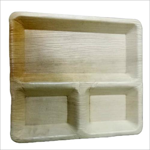 3 CP Areca Plate