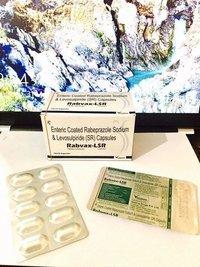 Rabeprazole sodium levosulpiride Tablets