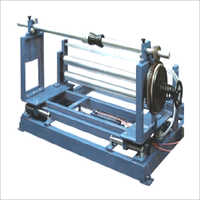 Web Guiding Unwinder Machine
