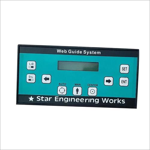 Web Guide Control Panel