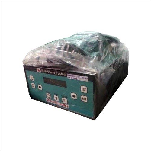 Digital Line Electronic Web Guiding System