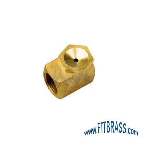 Brass Square Spray Nozzle