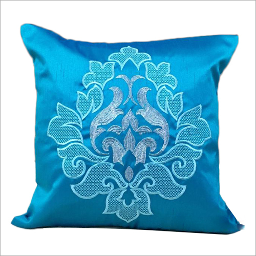 Blue Cushion Set