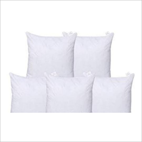 White Cushion Set