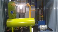 Lube Oil Filtration Machine