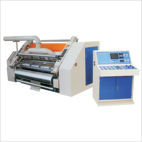 Automatic Single Facer Corrugated Machine