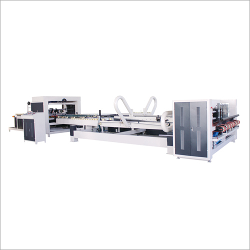 Automatic Carton Box Folder Gluer Machine